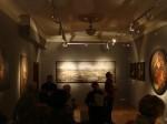 Willa Caro w Gliwicach - zwiedzanie wystawy Nieznane arcydzieła, nieznani mistrzowie. Malarstwo barokowe na Śląsku na nowo odkryte