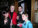 Jubileusz 50-lecia pracy naukowej prof. Andrzeja K. Olszewskiego; 17 XII 2004