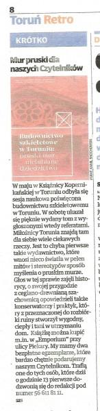 Budownictwo szkieletowe w Toruniu